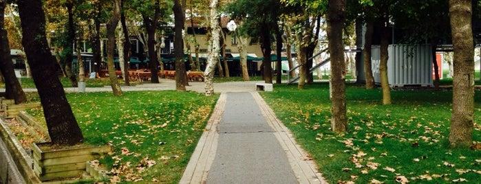 Istanbul Bilgi University is one of İstanbul'da En Çok Check-in Yapılan Mekanlar.