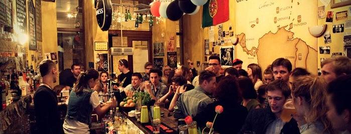 Gringo Pub is one of Vilnius.