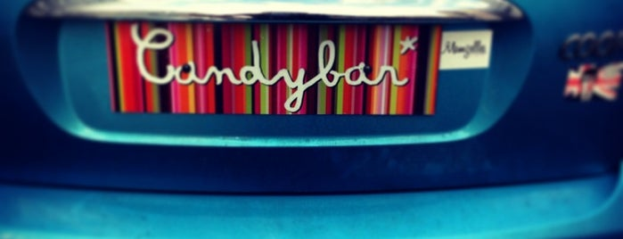 Candybar is one of my favorite salonica.