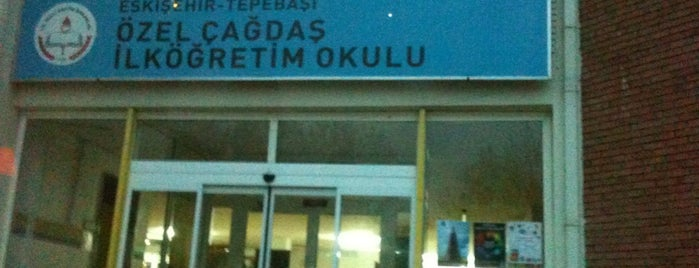 Özel Çağdaş Okulları is one of Goodnes places .