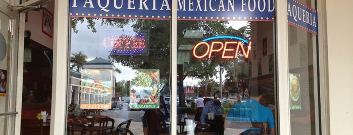 Tenango's Taqueria is one of restaurants to try.