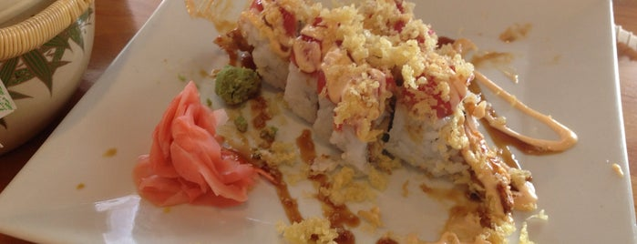 Sushi Cafe & Shilla Korean Restaurant is one of Lukas' South FL Food List!.