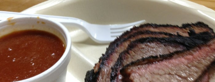 Buzzie's Bar-B-Q is one of BBQ Joints in Texas.