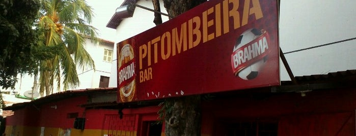 Pitombeira Bar is one of Bares.