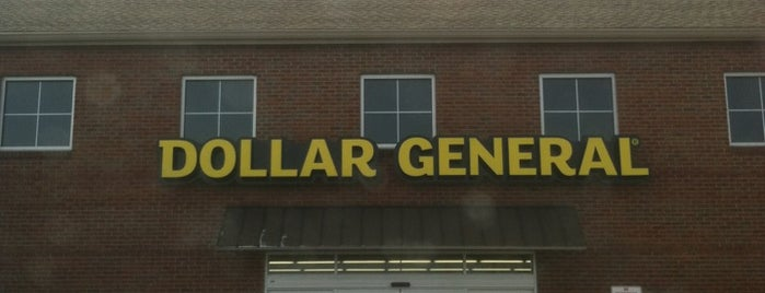 Dollar General is one of Shopping.