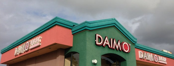 Daimo Chinese Restaurant is one of cheap eats.