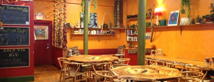 Life Alive Cafe is one of Restaurants to try.