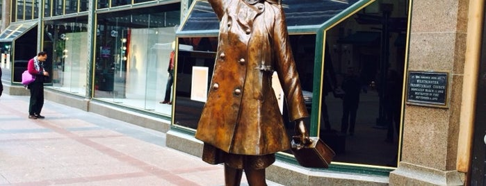 Mary Tyler Moore Statue is one of Minneapolis to do.
