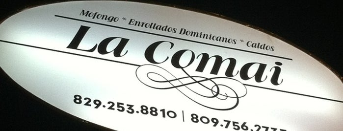 La Comai is one of Fave's.