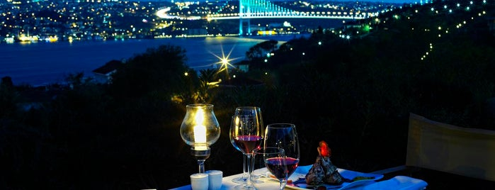 Sunset Grill & Bar is one of Must-Visit ... Istanbul.