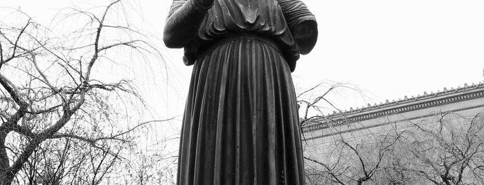 Charioteer of Delphi is one of Public Art in Philadelphia (Volume 1).