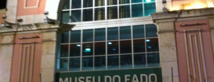 Museu do Fado is one of Lovely Places @ Lx.