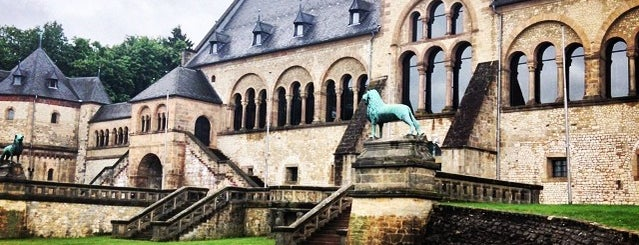 Kaiserpfalz is one of Attractions to Visit.