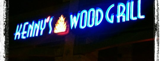 Kenny's Wood Fired Grill is one of Addison.
