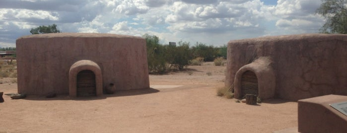 Pueblo Grande Museum and Archaeological Park is one of Phoenix.