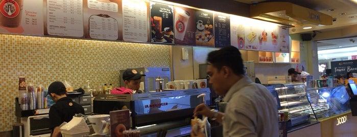 J.Co Donuts & Coffee is one of The 20 best value restaurants in cikarang.