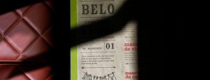 Belo Comidaria is one of beta ;-;.