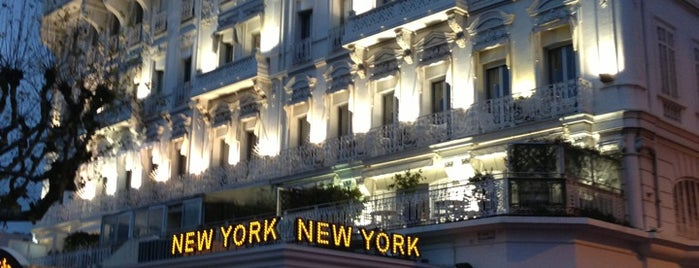New York New York is one of Cannes - Must do.