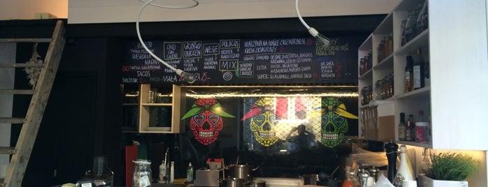 Gringo Bar Burritos Tacos & More is one of Do spróbowania.