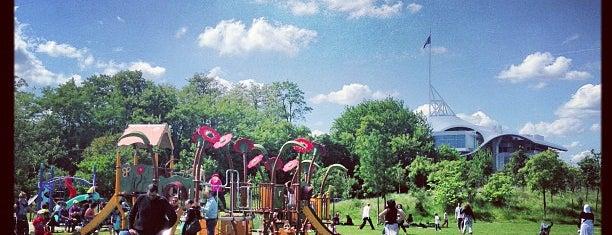Parc de la Seille is one of Metz.