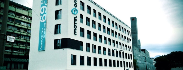 Motel One Salzburg-Mirabell is one of SALZBURG SEE&DO&EAT&DRINK.