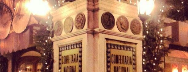 Confeitaria Nacional is one of Lissabon.