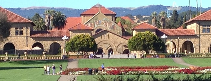 Stanford University is one of A Taste of SF & Silicon Valley.
