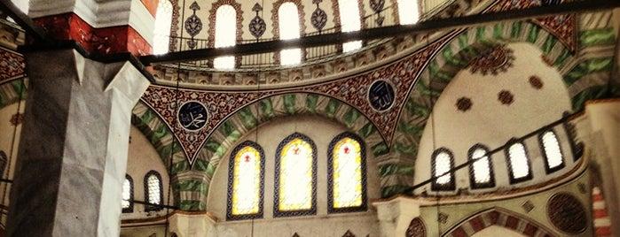 Veysel Karani Cami is one of İstanbul Avrupa Yakası #2 🍁🍃.