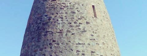 Torre de los Diablos is one of Torres Almenaras en el Litoral de Andalucía.
