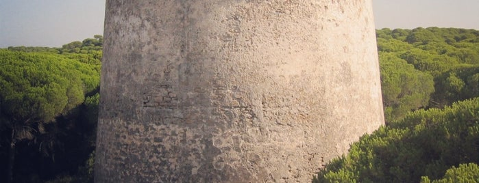 Torre San Jacinto is one of Torres Almenaras en el Litoral de Andalucía.