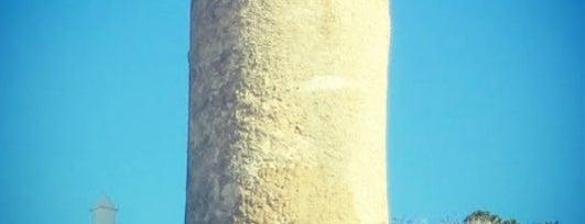 Torre Bermeja is one of Torres Almenaras en el Litoral de Andalucía.
