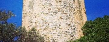 Torre de Macaca is one of Torres Almenaras en el Litoral de Andalucía.