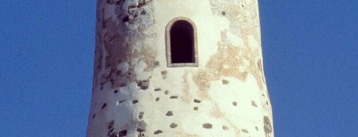 Torre del Morche is one of Torres Almenaras en el Litoral de Andalucía.