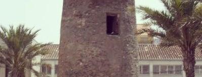 Torre de Atalaya Nueva is one of Torres Almenaras en el Litoral de Andalucía.
