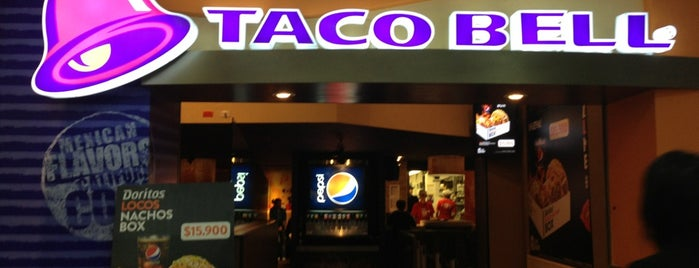 Taco Bell is one of Restaurantes Mexicanos!!!.