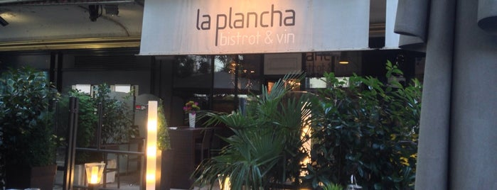 La Plancha is one of Restaurants.