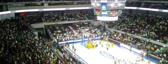 Mall of Asia Arena is one of Places.