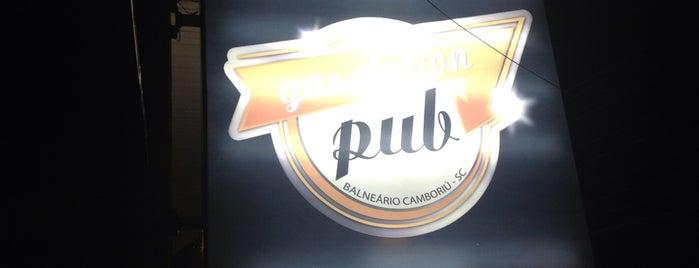 Gas Station Pub is one of Praia Brava.