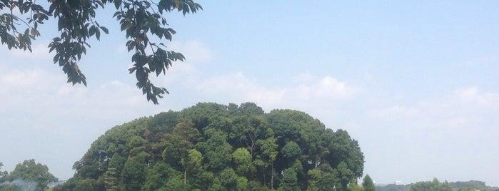推古天皇 磯長山田陵 (山田高塚古墳) is one of Amazing place.