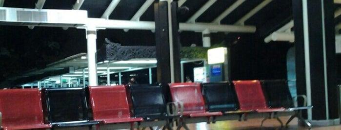 Gate C7 is one of Soekarno Hatta International Airport (CGK).