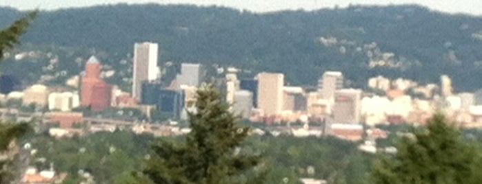 Summit of Mt. Tabor is one of My Saved Places.
