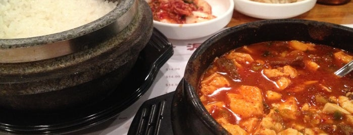 So Gong Dong - 소공동 is one of BEST KOREAN IN NJ/NYC.