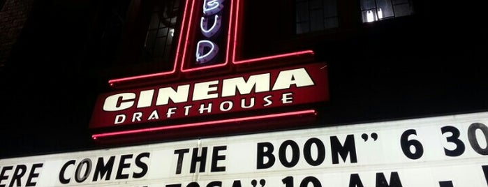 Rosebud Cinema Drafthouse is one of Guide to My Milwaukee's best spots.