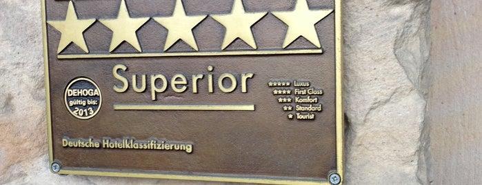 Sofitel Munich Bayerpost is one of Hotels Round The World.