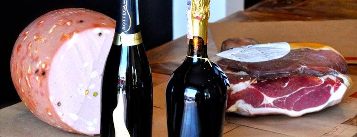 La Bottega Piadina & Vino is one of sorveterias.
