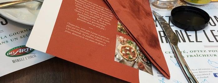 Pizza Del Arte is one of Boulogne Billancourt.