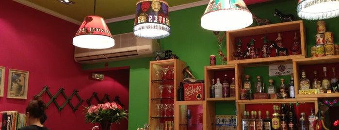 El Burrito is one of Places.