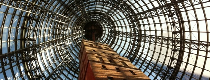 Melbourne Central is one of 2014.