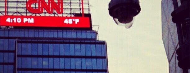 CNN is one of Sights in Manhattan.