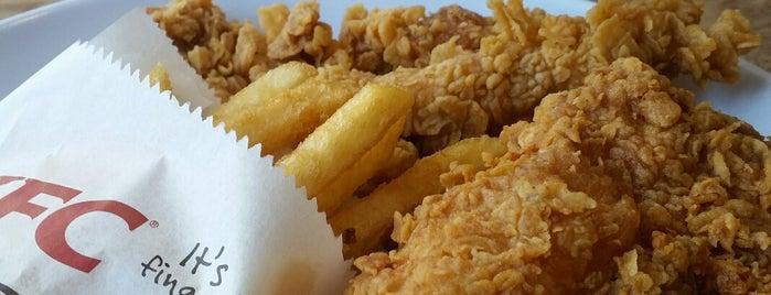 KFC Bandar Jengka is one of KFC Chain, MY #1.